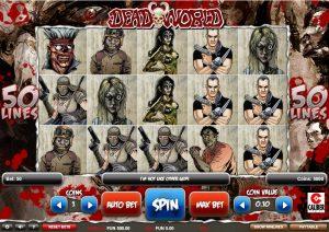 Deadworld Free Slot Game