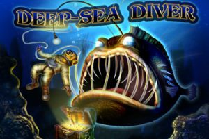 Deep Sea Diver Online Slot Game