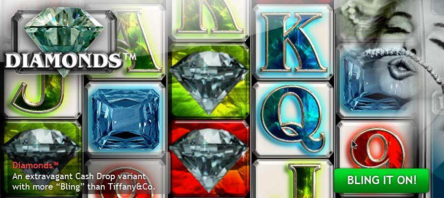 Diamonds Free Slot Machine Game