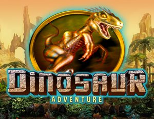 Dinosaur Adventure Slot Game