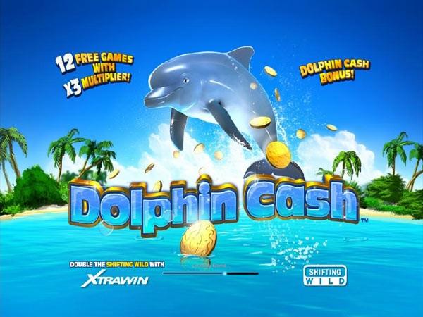 Dolphin Cash Fruit Machine Game