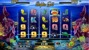 Dolphin Gold Online Slot Game