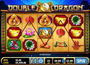 Double Dragon Online Slot