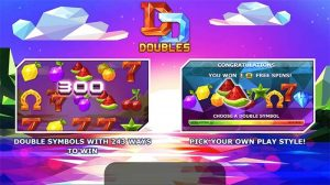 Doubles Online Slot Game