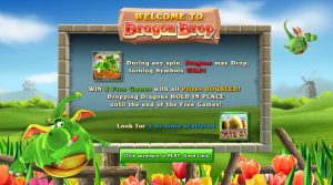 Dragon Drop Online Fruit Machine Game