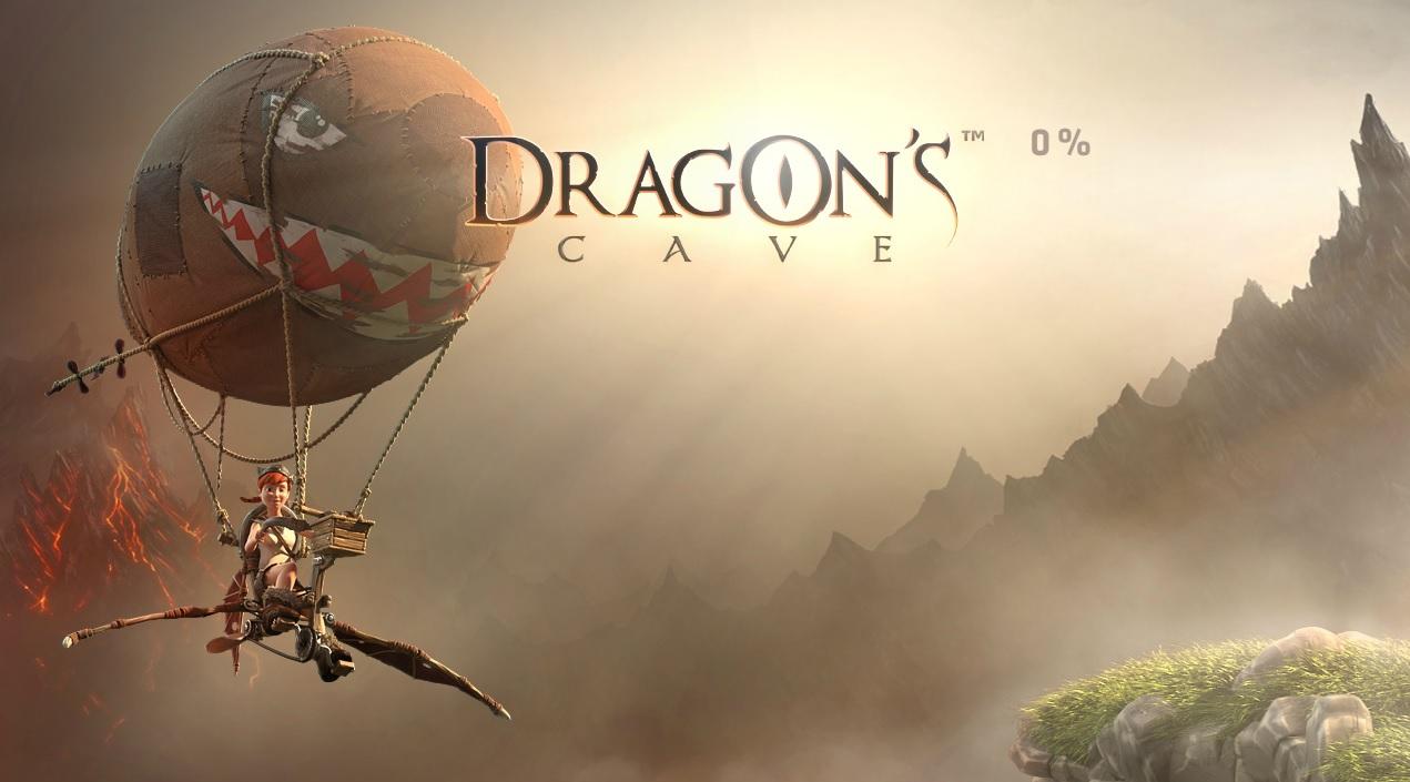 Dragon's Cave Online Slot