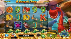 Dragon's Story Free Slot Machine Game