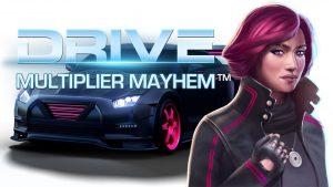 Drive Multiplier Mayhem Online Slot Game