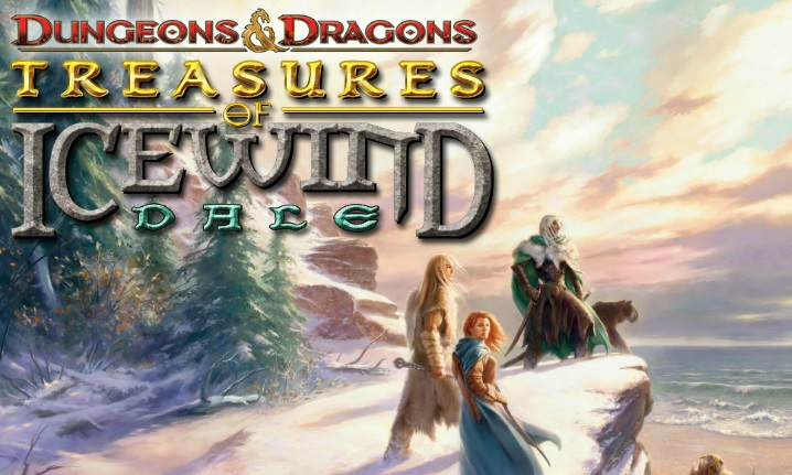 Dungeons and Dragons 2 - Treasure of Icewind Dale Free Slot