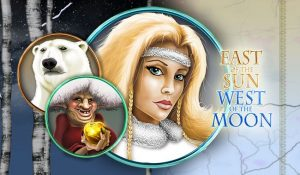 East of the Sun, West of the Moon Free Slot Machine Game