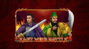 East Wind Battle Online Slot Game