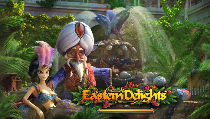Eastern Delights Free Slot Game