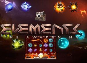 Elements Online Slot Game