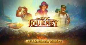 Epic Journey Slot Machine Game