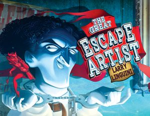Escape Artist Slot Game