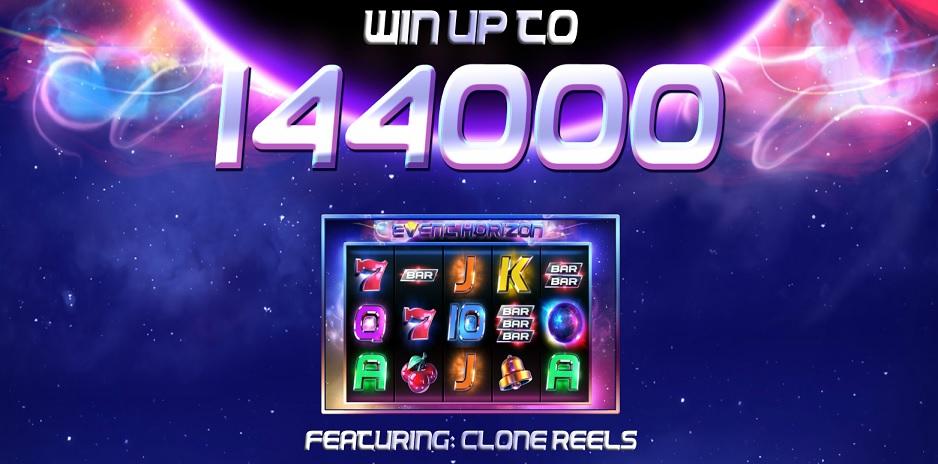 Event Horizon Online Slot Game