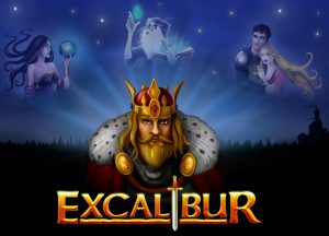 Excalibur Online Slot Game