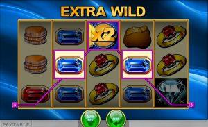 Extra Wild Online Slot Game