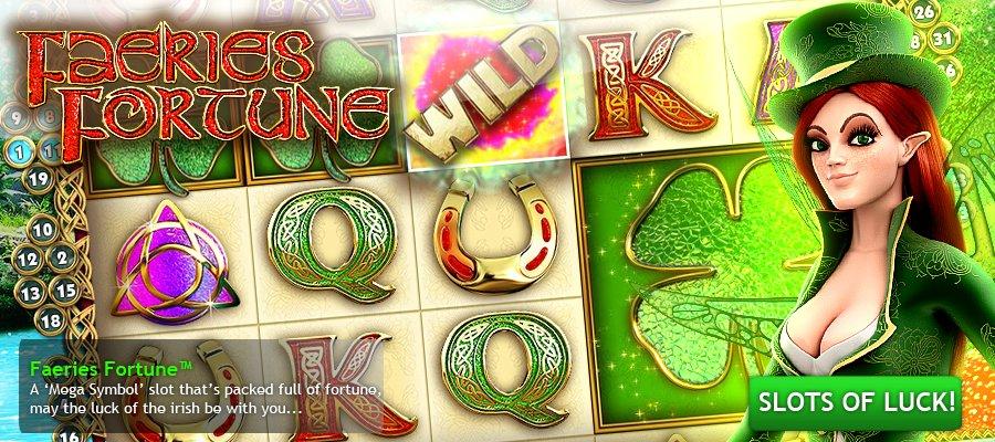 Faeries Fortune Online Slot
