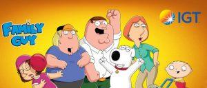 Family Guy Online Slot Game