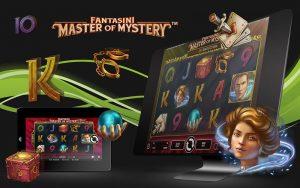 Fantasini Master of Mystery Online Slot Game
