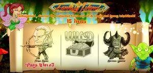 Fantasy Island Online Slot