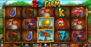 3D Farm Online Slot Game