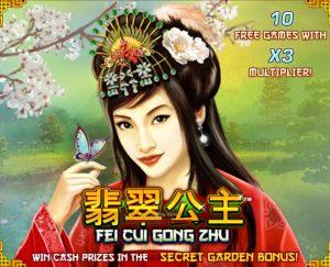 Fei Cui Gong Zhu Online Slot Game