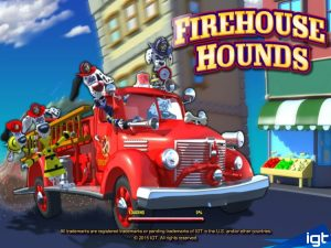 Firehouse Hounds Free Slot Game