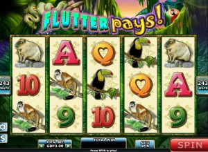 Flutter Pays Free Slot Machine Game