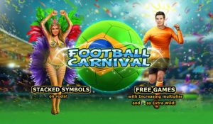 Football Carnival Free Slot Machine Game