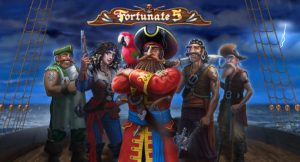 Fortunate 5 Online Slot Game