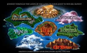 Fortune of the Gods Free Slot Machine Game