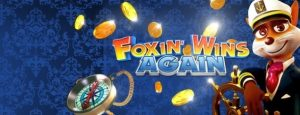 Foxin Wins Again Online Slot Game