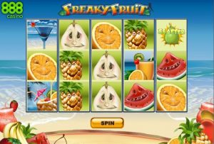 Freaky Fruit Online Slot Game