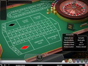 Free Online French Roulette High Limit