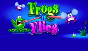 Frogs and Flies Slot Game