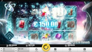 Frozen Diamonds Online Slot