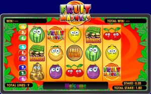 Fruit Madness Online Slot Game