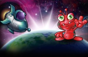 Galacticons Online Slot Game