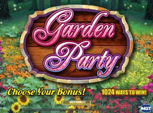 Garden Party Free Slot Game
