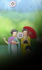 Geisha Wonders Online Slot Game