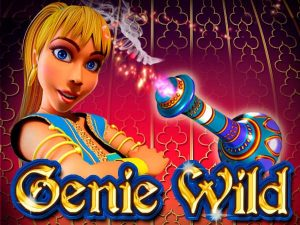 Genie Wild Free Fruit Machine Game