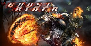 Ghost Rider Online Slot Game