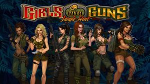 Girls with Guns Free Slot Machine Game