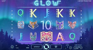 Glow Online Slot Game