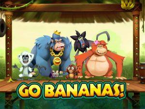 Go Bananas Free Slot Machine Game