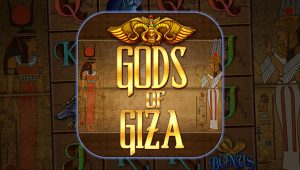 Gods of Giza Online Slot Game