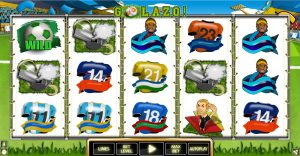 Golazo Online Slot Game