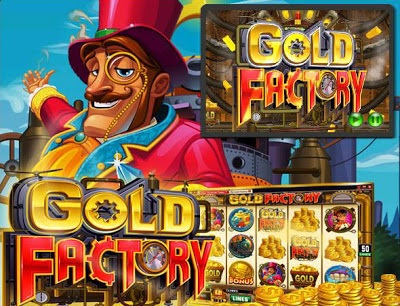 Gold Factory Free Fruit Machine Game